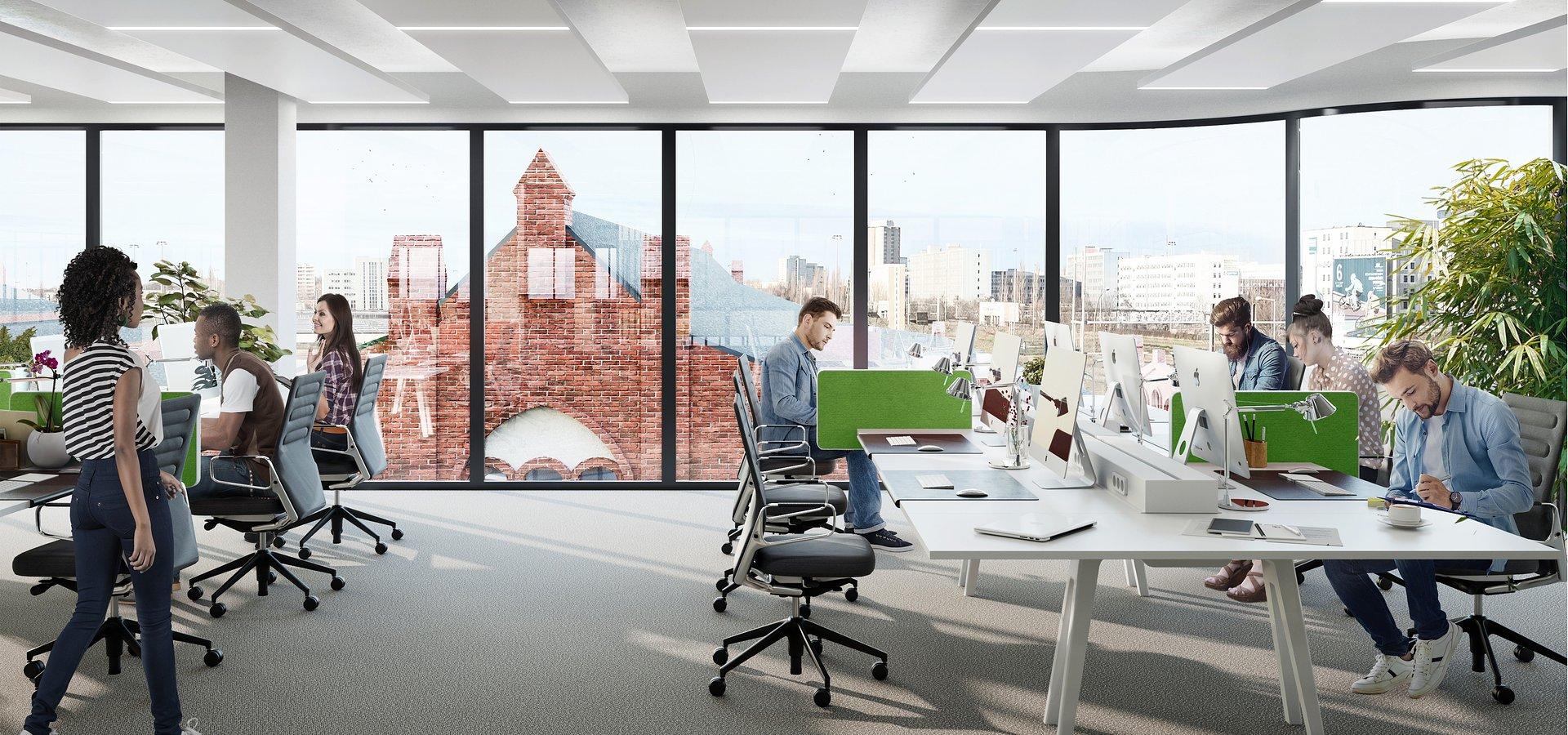 HB Reavis gewinnt WOW Tech Group auf 3.300 m² als weiteren Mieter im DSTRCT.Berlin