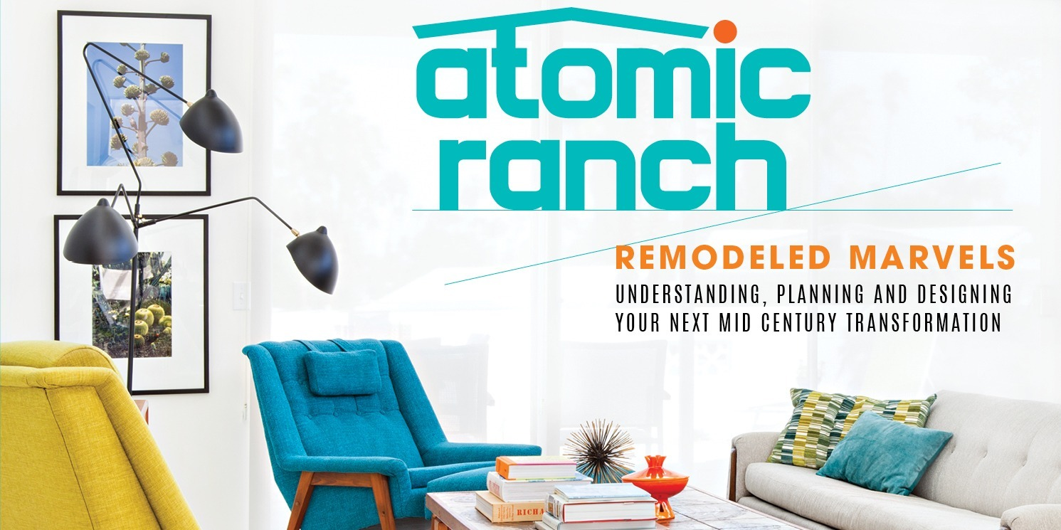Atomic Ranch Magazine Will Release New Book in October