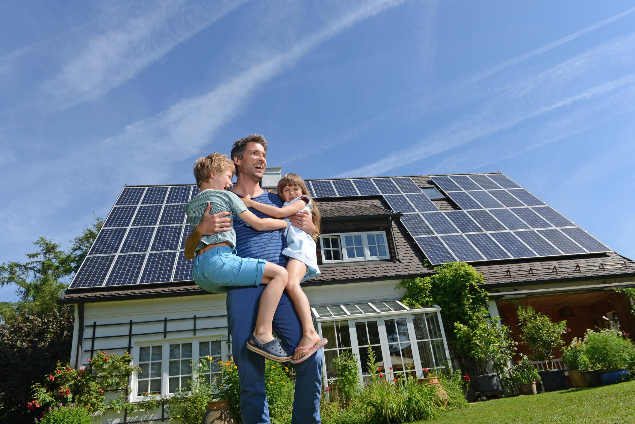 Oszczędzaj na rachunkach za prąd, zamień słońce w energię z IKEA
