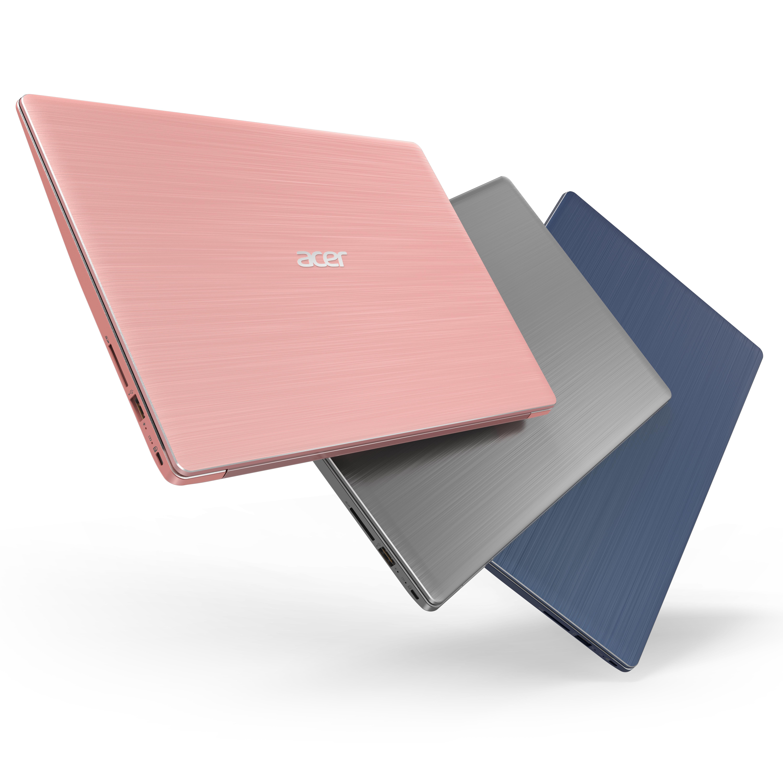 Acer przedstawia dwa nowe modele w serii ultrasmukłych i stylowych notebooków Swift