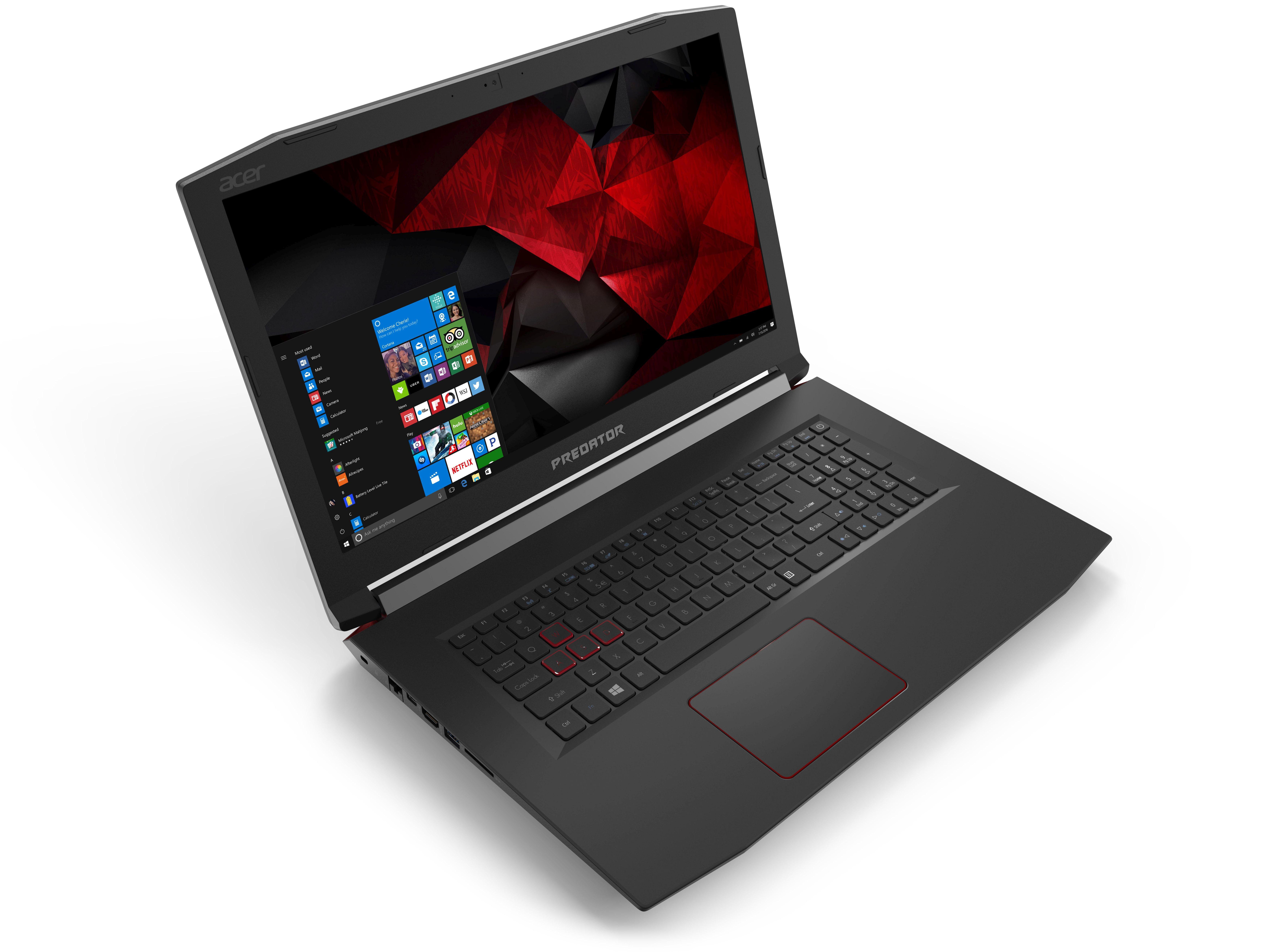 Acer laiendab oma mängimiseks mõeldud sülearvutite sarja võimsa mudeliga Predator Helios 300