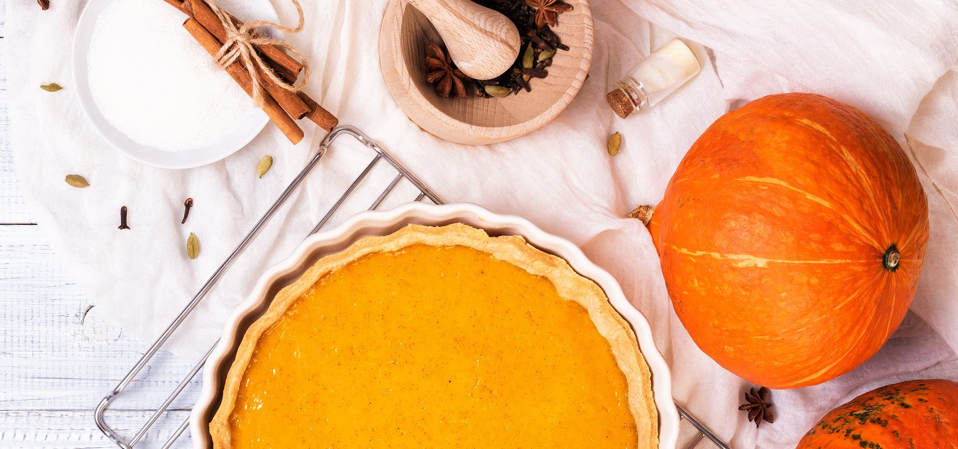 Ideas for Pumpkin Spice Fall Recipes and Menu Additions