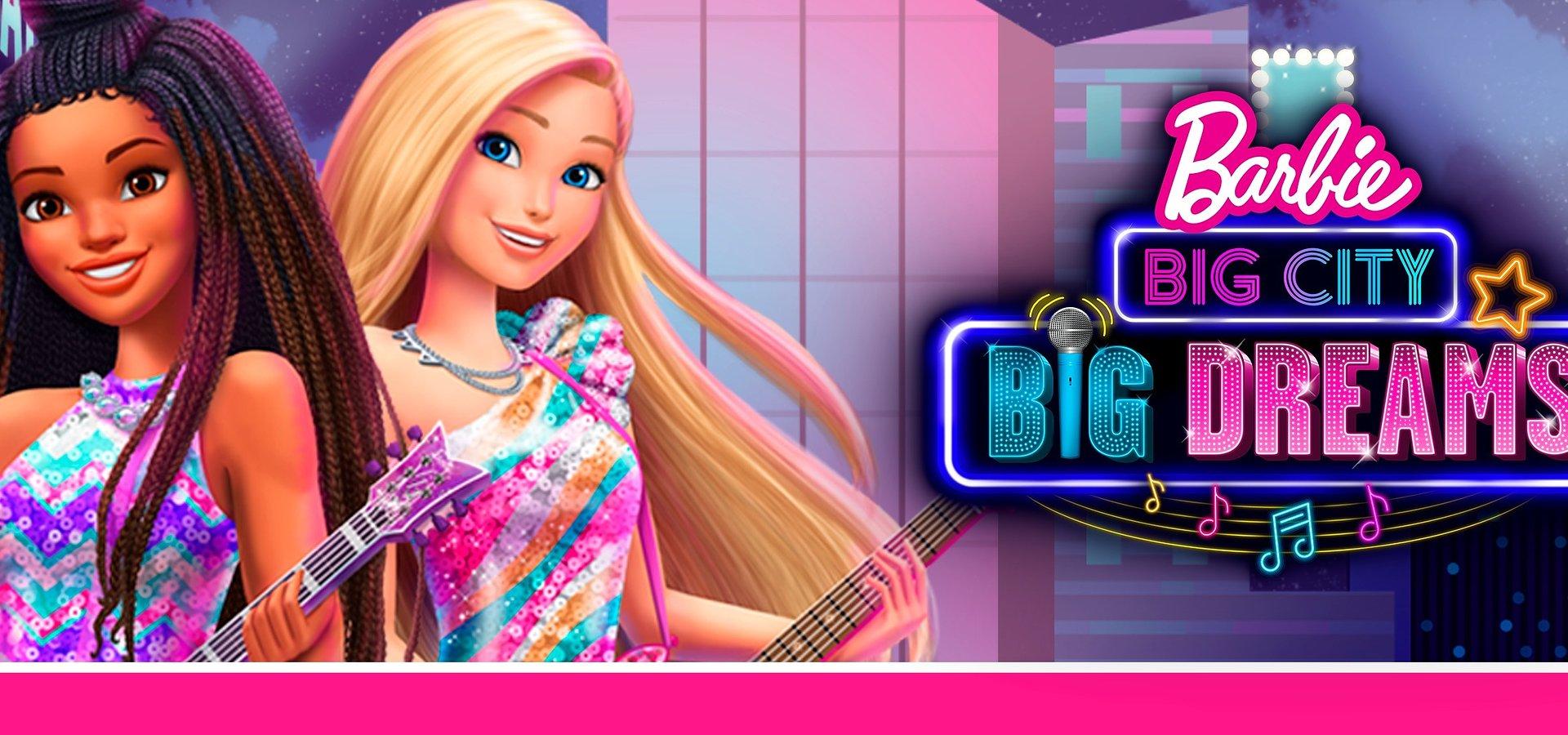 """Premiera """"Barbie Big City, Big Dreams"""" – nowy musical, nowe zabawki"""