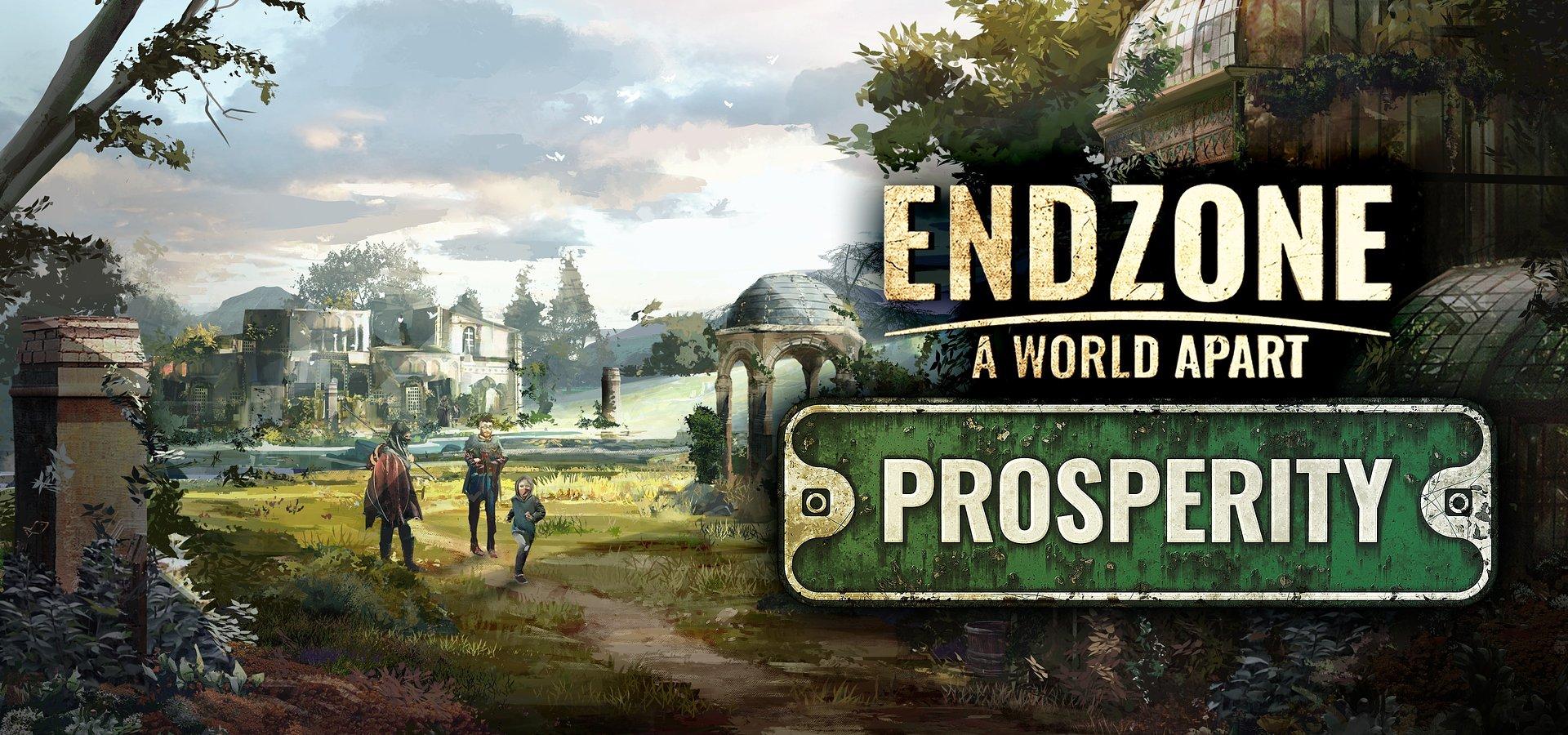 Процветания и долгих лет жизни поселенцам! Масштабное расширение для Endzone - A World Apart выйдет 21 октября