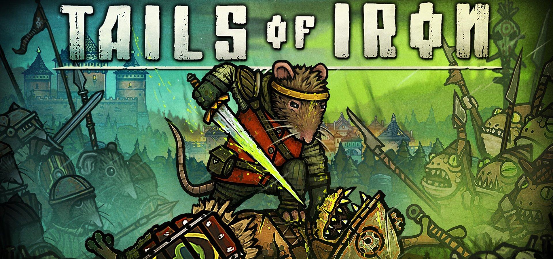 Состоялся релиз эпического ролевого приключения Tails of Iron на ПК и консолях