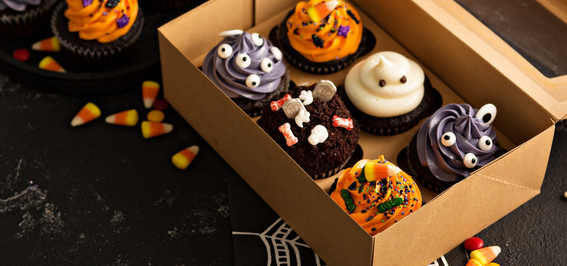 Ideas for Sweet and Spooky Halloween Treats