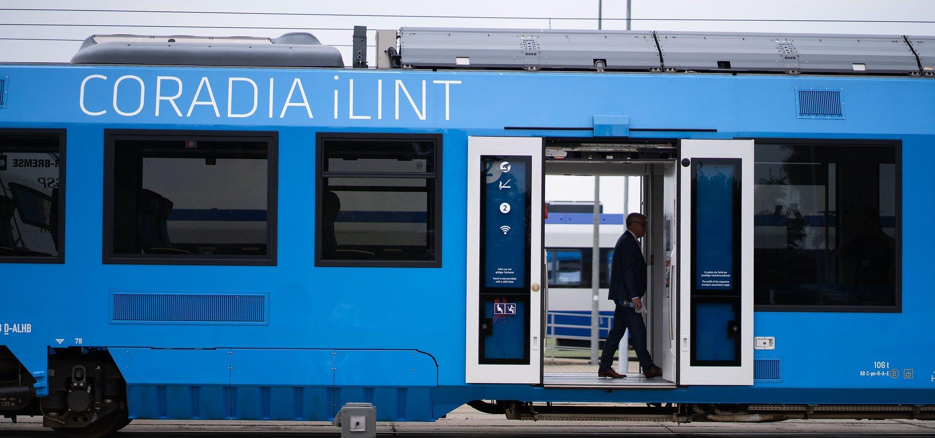 Alstom prezentuje innowacje na targach TRAKO 2021: Automatyczne Prowadzenie Pociągu (ATO), lokomotywa TRAXX DC3 oraz pierwszy na świecie pociąg wodorowy Coradia iLint
