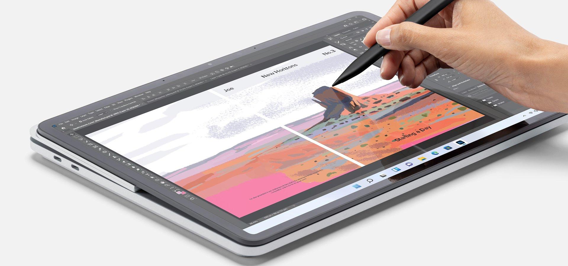 Microsoft expande família Surface com novos dispositivos e acessórios