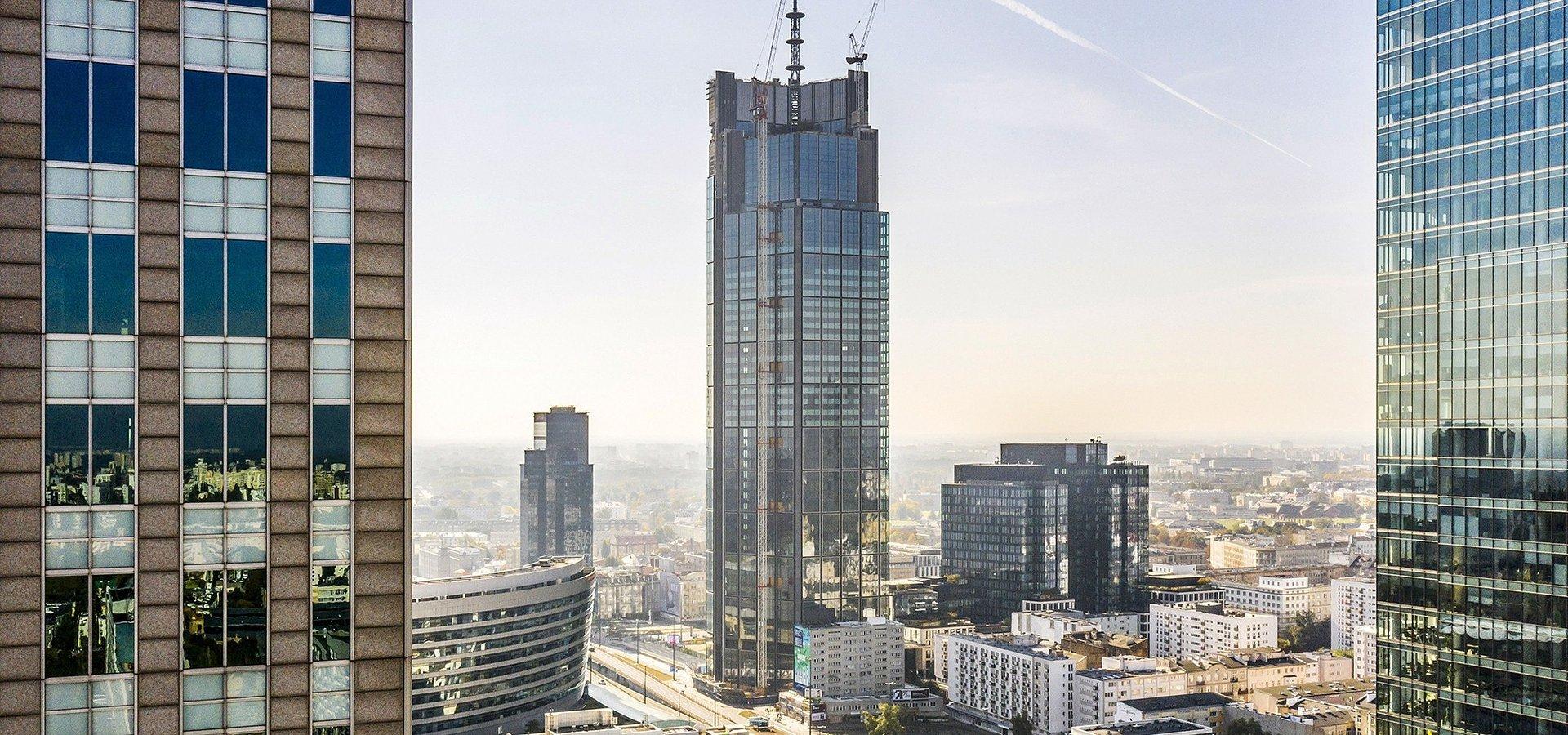 Varso Tower nową siedzibą kancelarii prawnej CMS