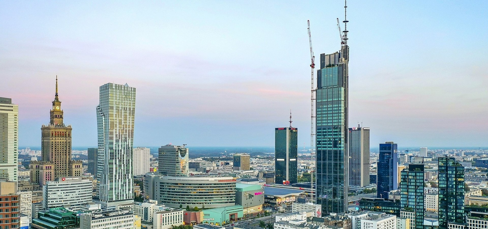 Varso Tower to become new headquarters for CMS law firm in Warsaw
