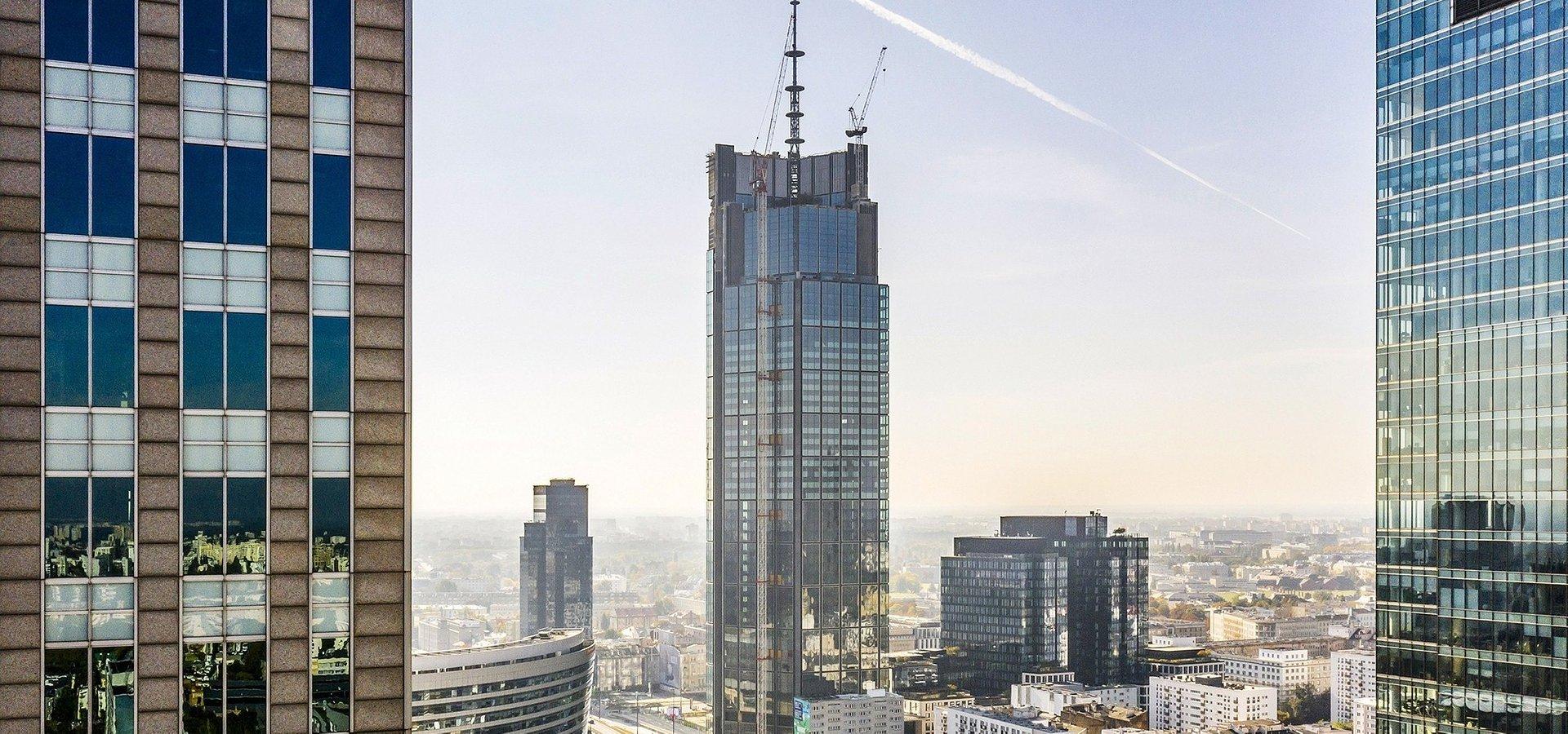 Varso Tower wird neuer Hauptsitz für CMS-Kanzlei in Warschau