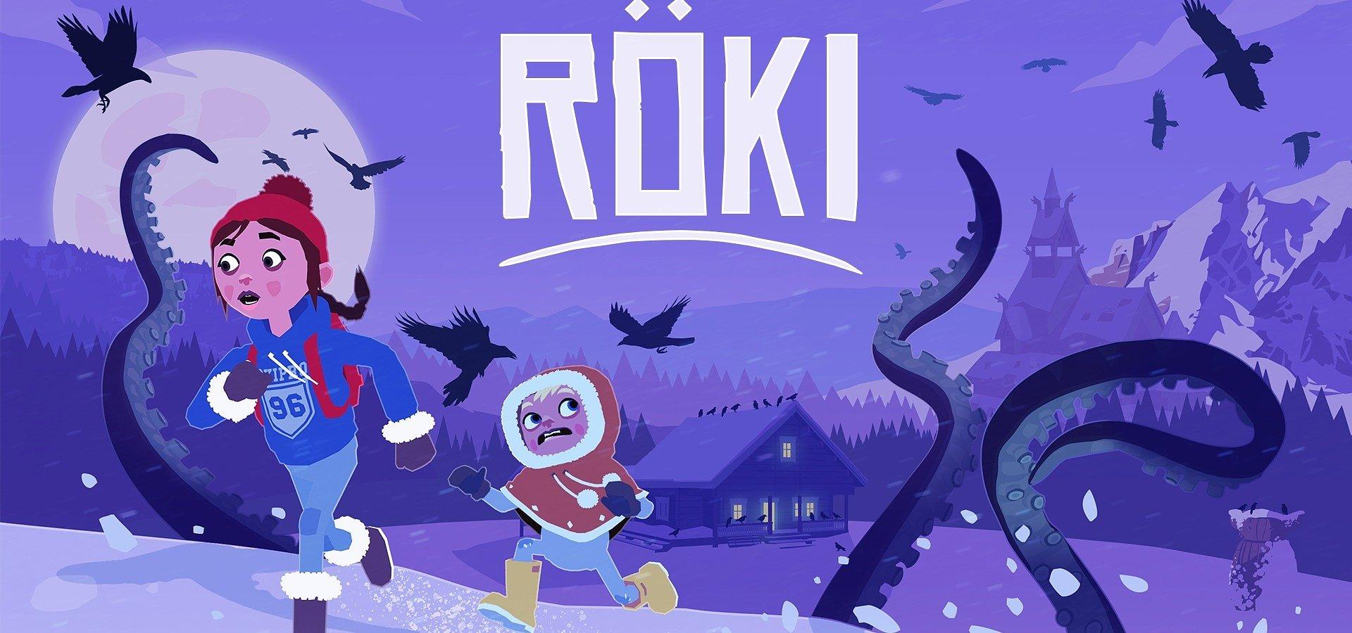 Wielokrotnie nagradzana mroczna baśń Röki zadebiutuje na PS5 i Xbox Series X|S 28 października