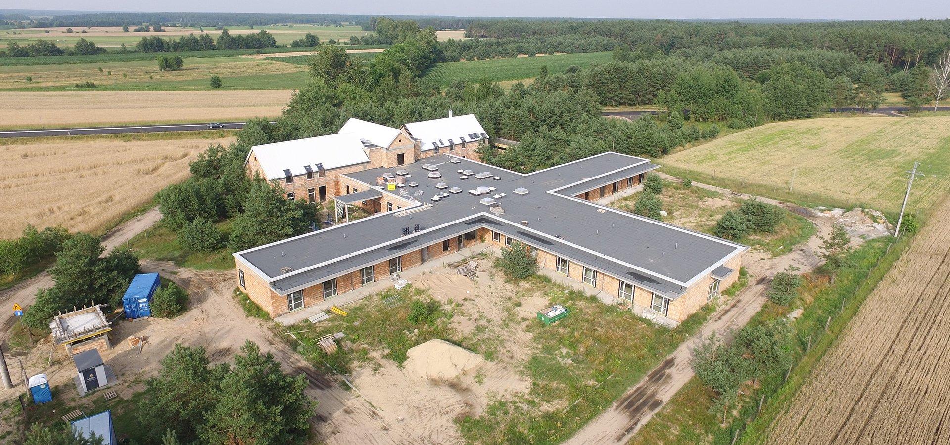Fundacja Biedronki dokłada cegłę do budowy hospicjum