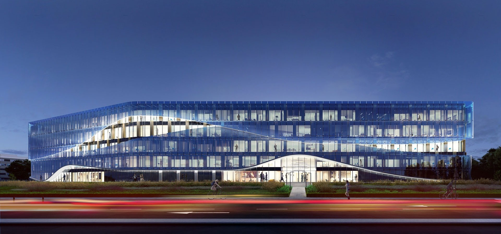 PINK releases data on the office market in regional markets for Q3 2021