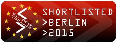 3 nominacje Bluerank w European Search Awards 2015!