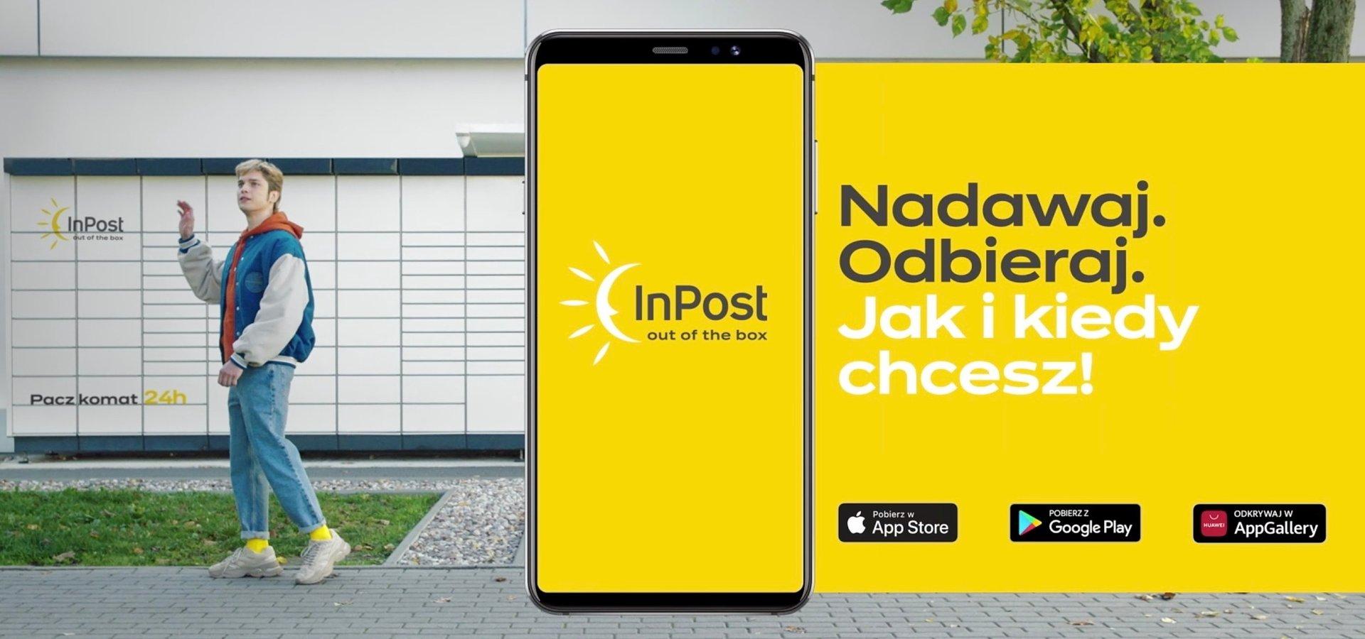 Jak łatwo skorzystać z Paczkomatów InPost i aplikacji InPost Mobile?