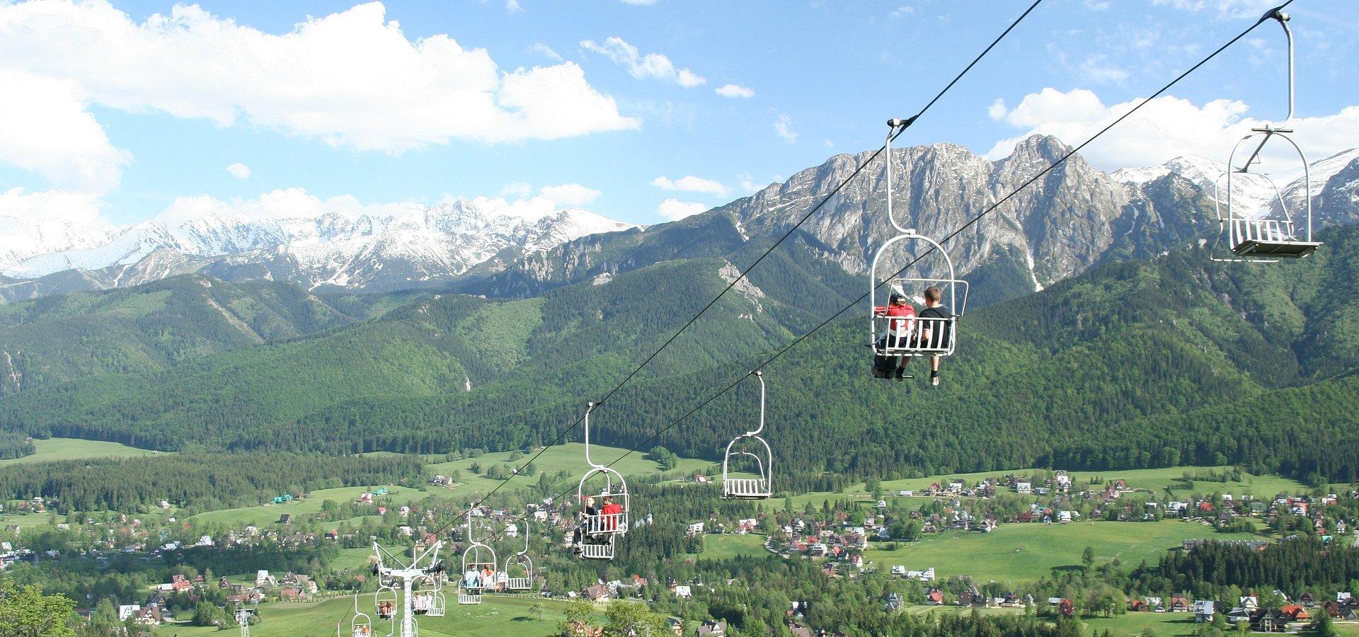 Plany rozwoju ośrodka turystycznego na Butorowym Wierchu w Gminie Kościelisko. Podpisany został w tej sprawie list intencyjny.