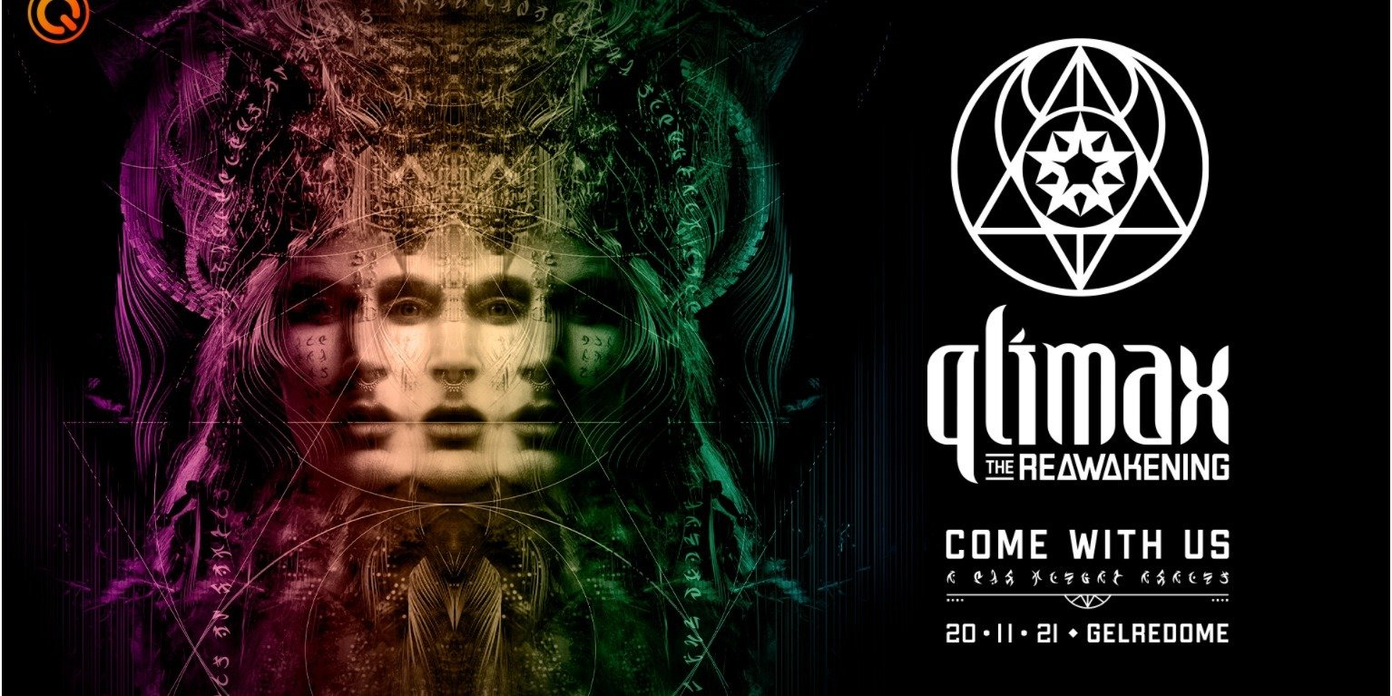 Qlimax The Reawakening announces huge line-up with Ran-D, Sefa, Sub Zero Project, D-Block & S-te-Fan, and more for their sold-out 2021 edition