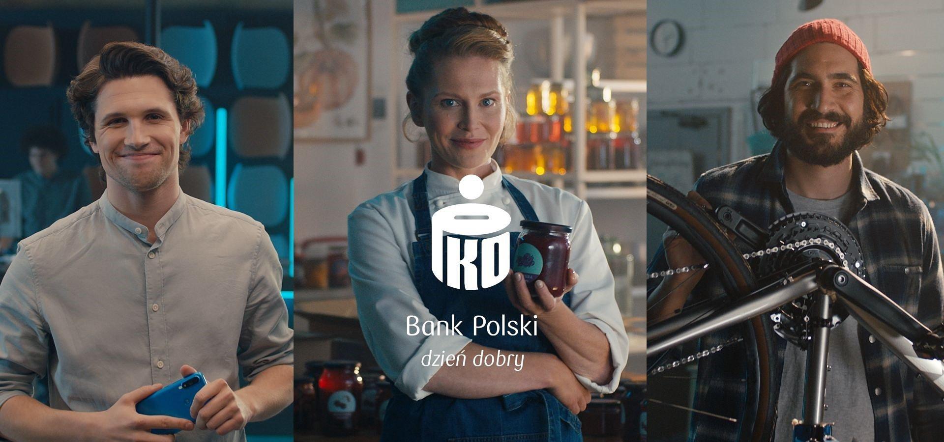 Jak się powie A, to trzeba powiedzieć B, C, D itd. – nowa kampania dla firm w PKO Banku Polskim