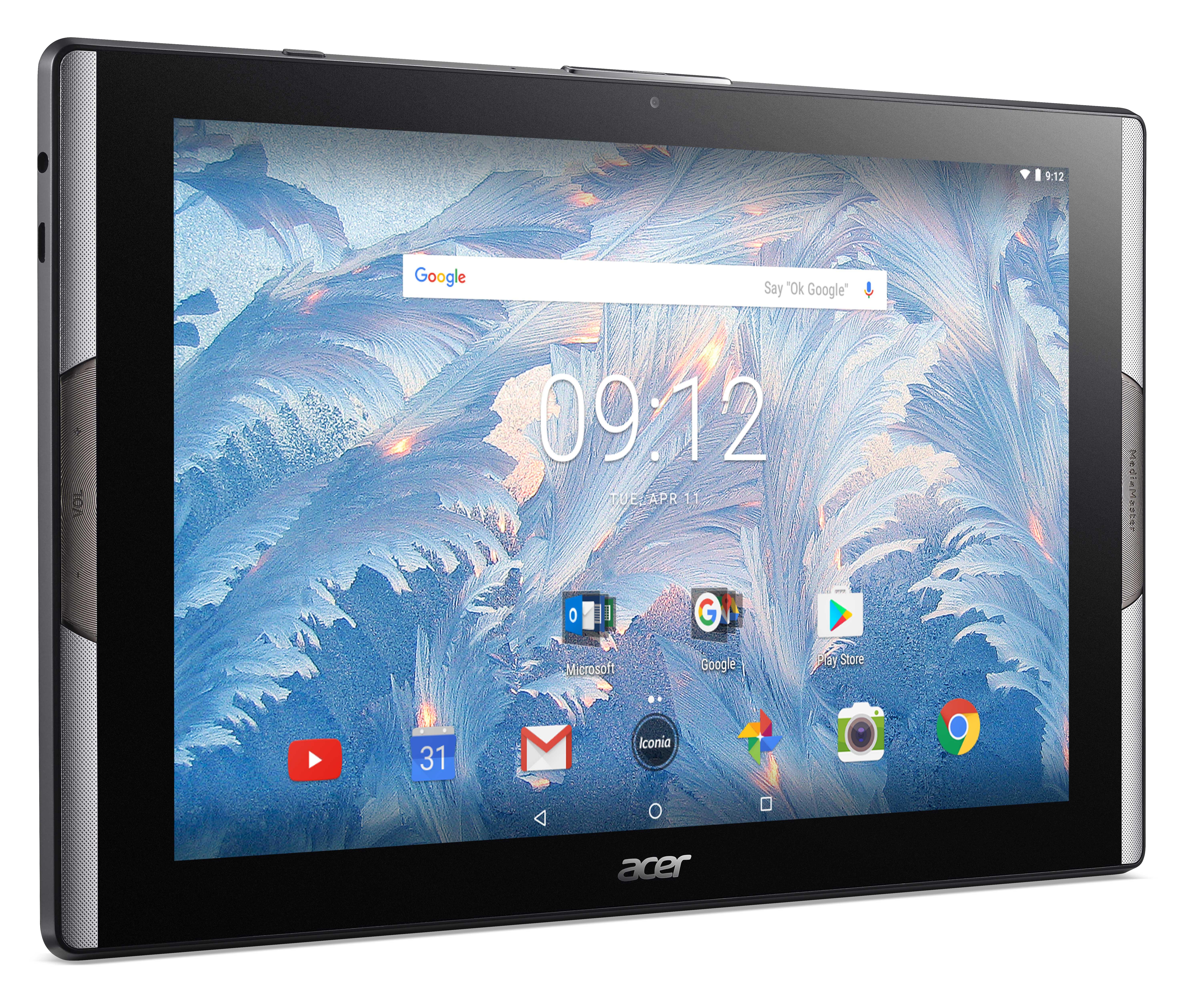 Acer wprowadza na rynek tablet z wyświetlaczem Quantum-Dot