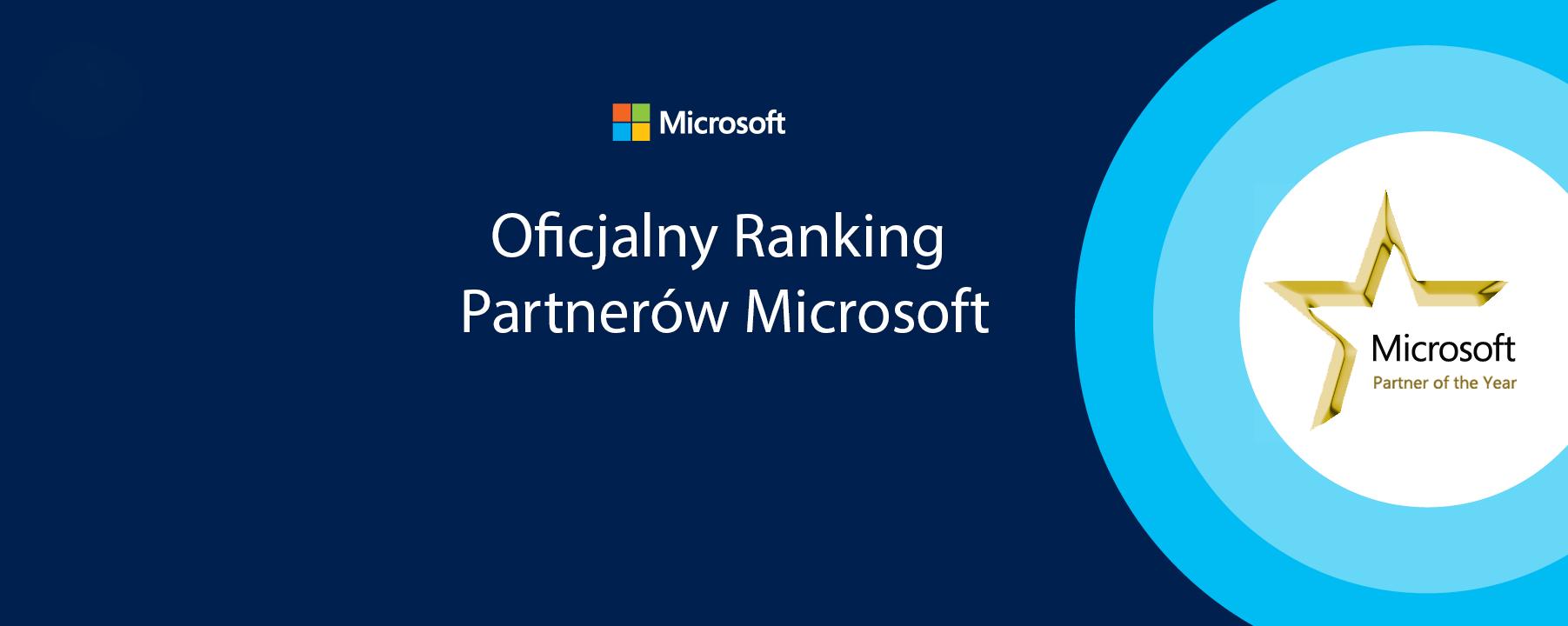 Oficjalny ranking partnerów Microsoft Dynamics – co to jest?