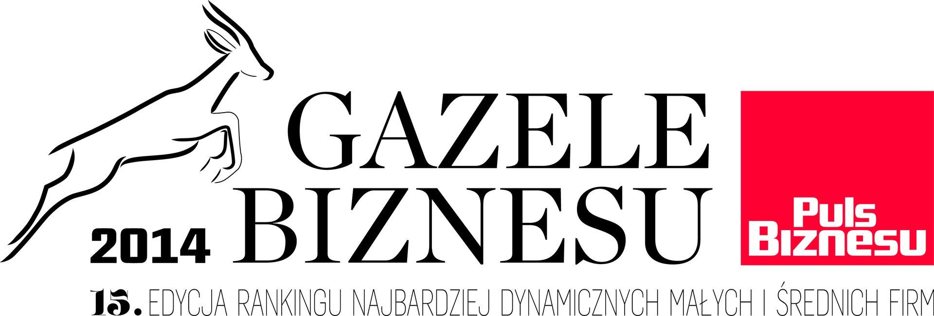 Bluerank został Gazelą Biznesu 2014