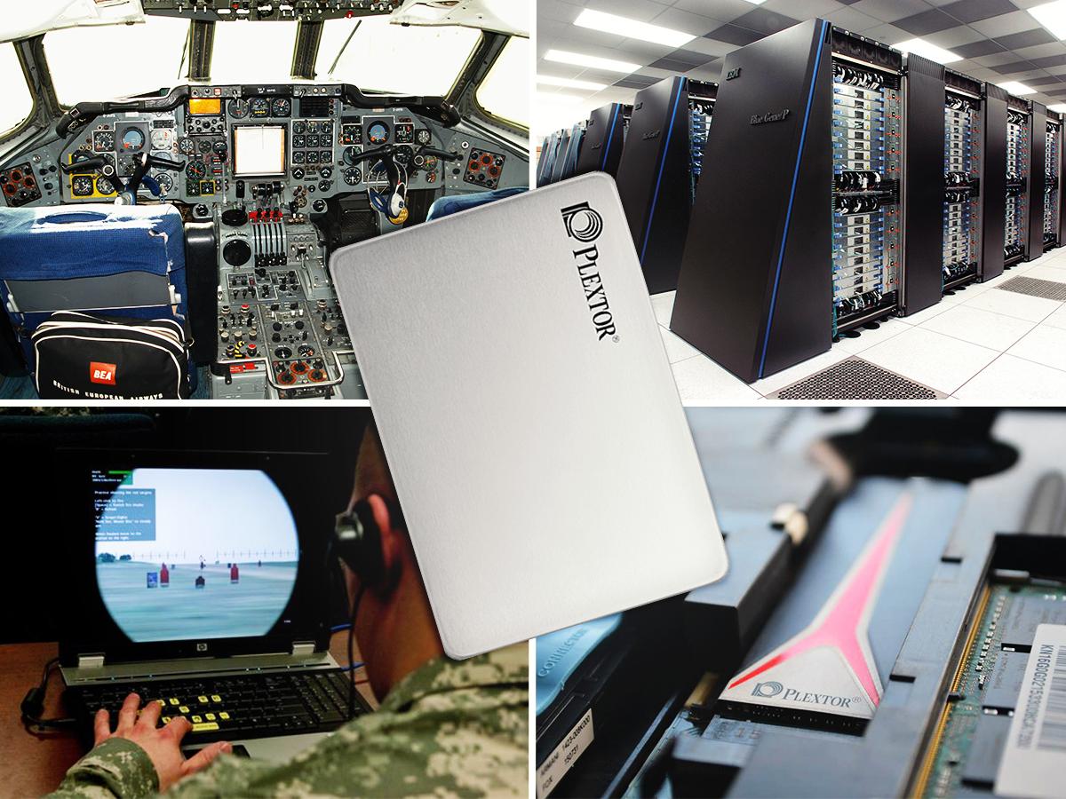 4 ekstremalne zastosowania dysków SSD, o których nie wiedziałeś