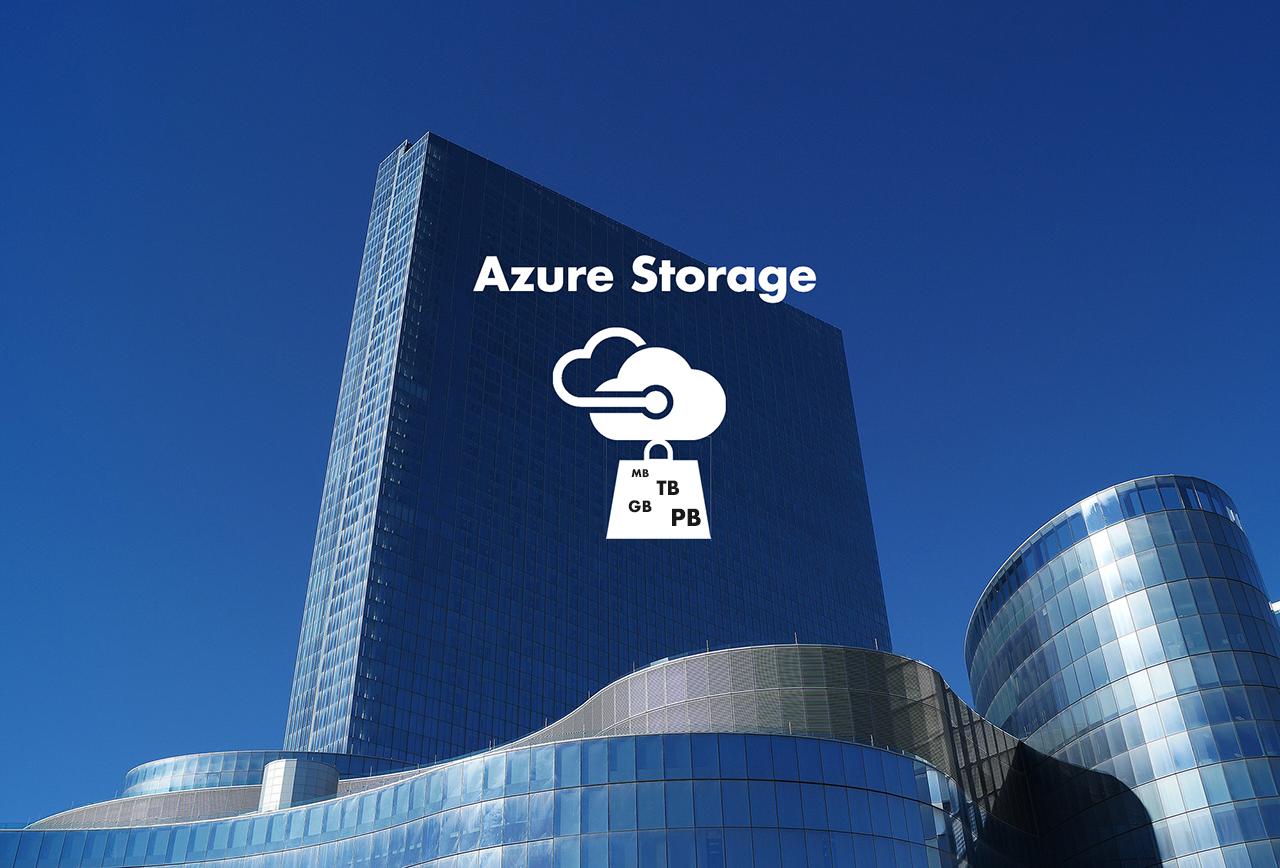 Microsoft Azure Technical Essentials - Część 2 - Magazyn w chmurze.