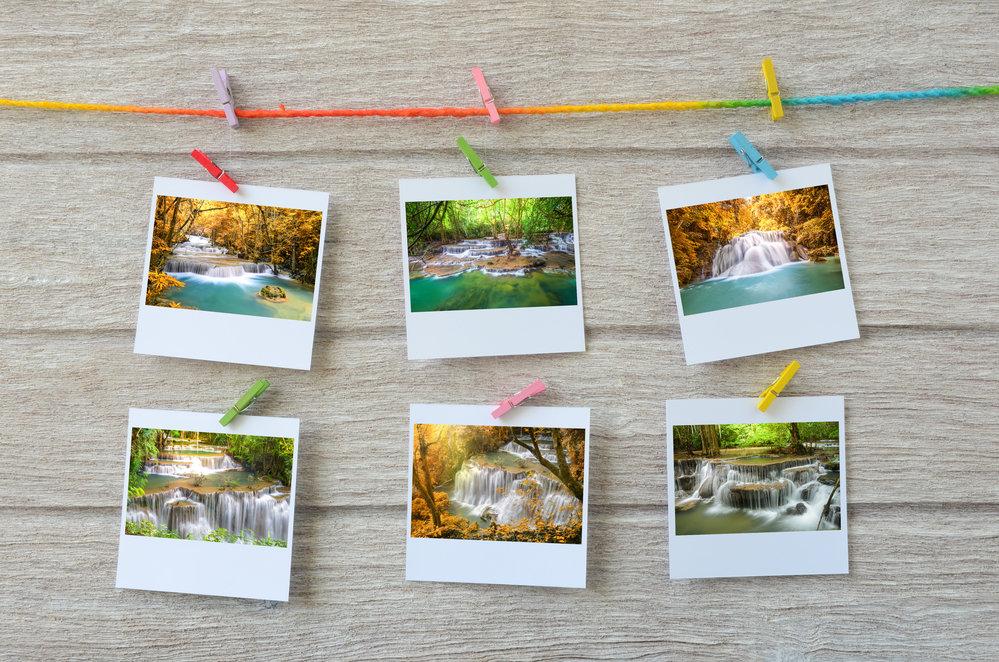 Jak ozdobić pokój wydrukowanymi zdjęciami?