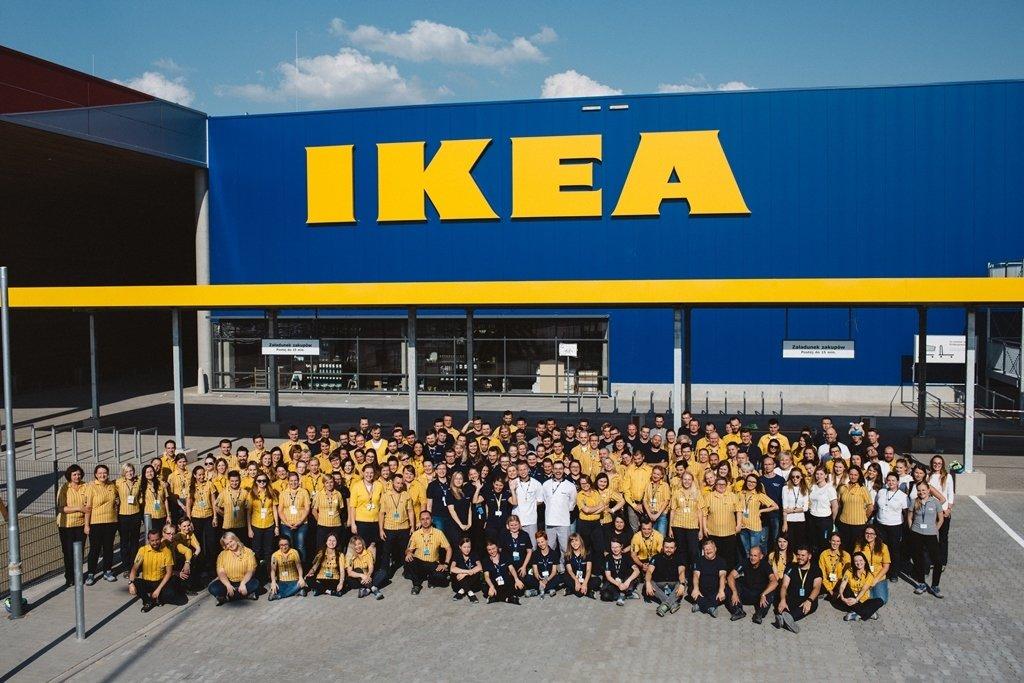 Sklep IKEA w Lublinie już otwarty
