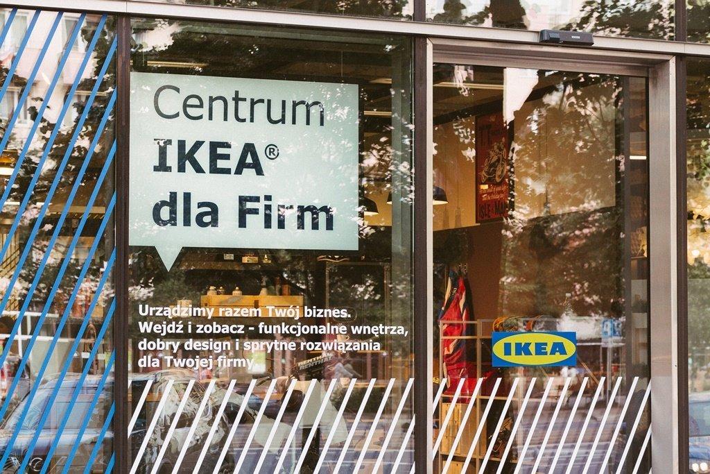 Centrum IKEA dla Firm – nowy punkt w sercu Warszawy