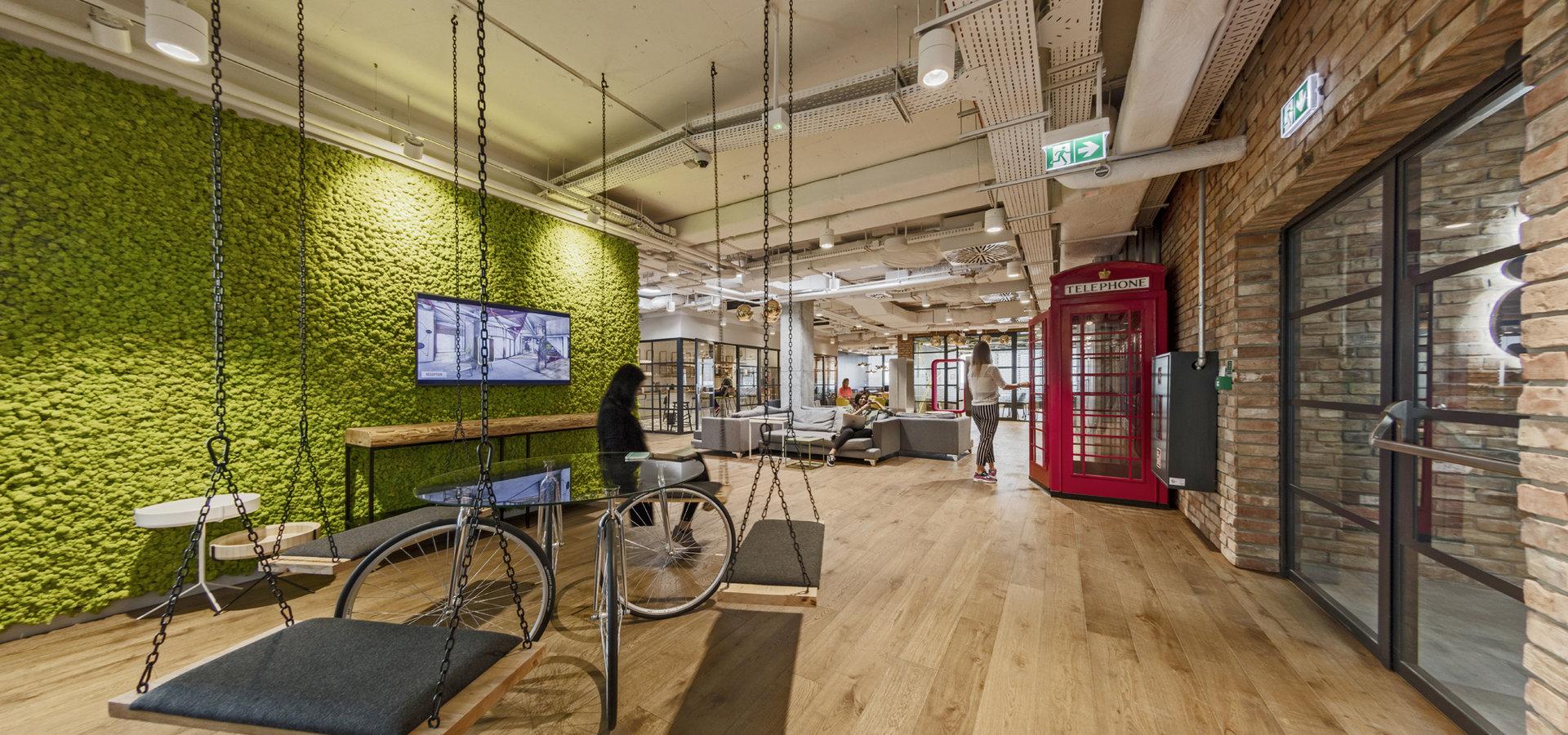 Adgar Poland otwiera nową część kreatywnej przestrzeni biurowej - Brain Embassy