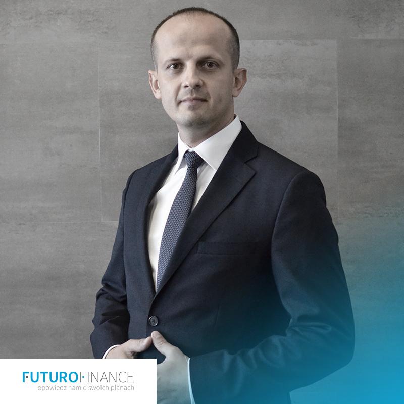 Przemysław Sikorski w Futuro Finance