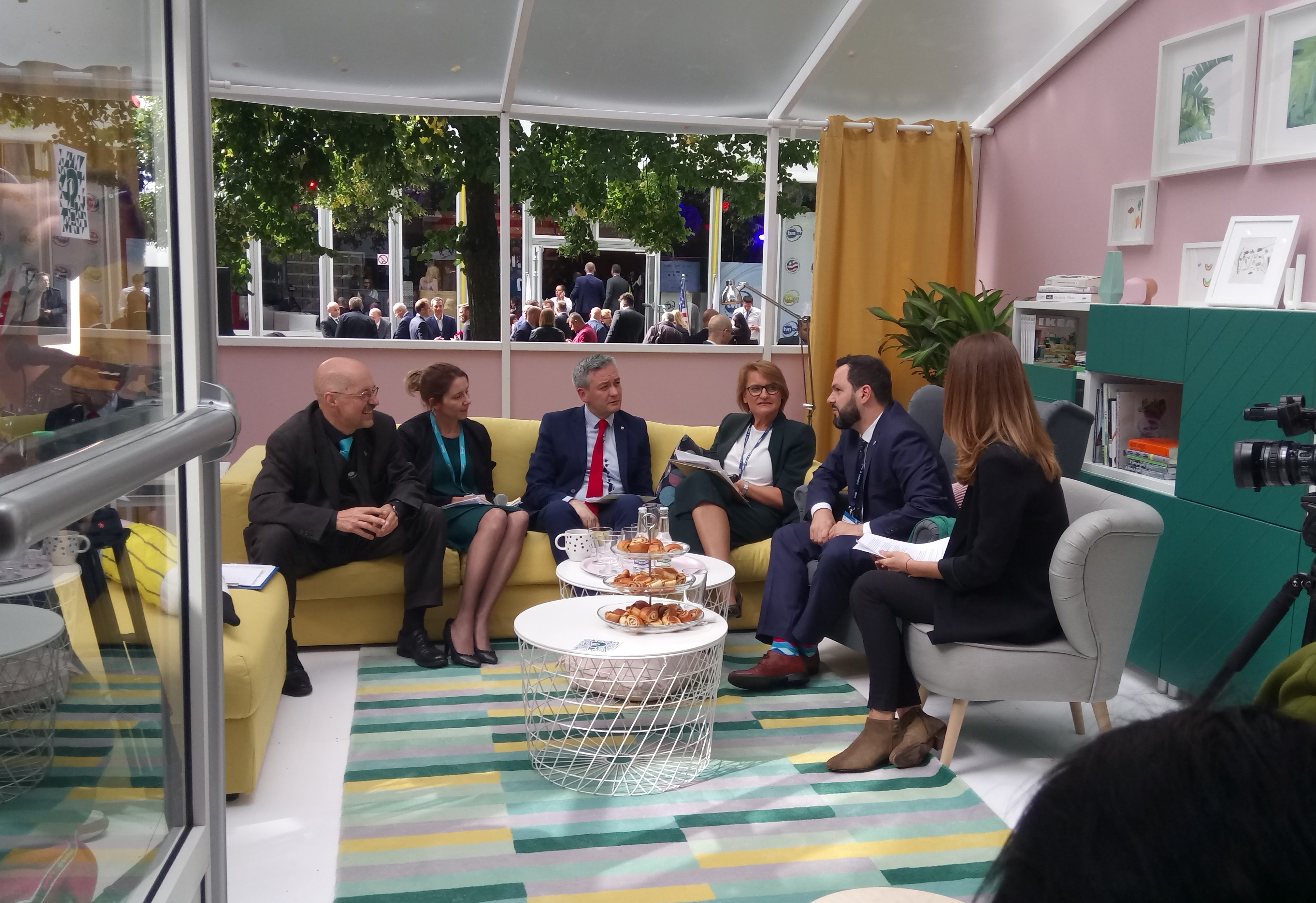 IKEA Retail o jakości życia podczas  XXVII Forum Ekonomicznego w Krynicy-Zdroju