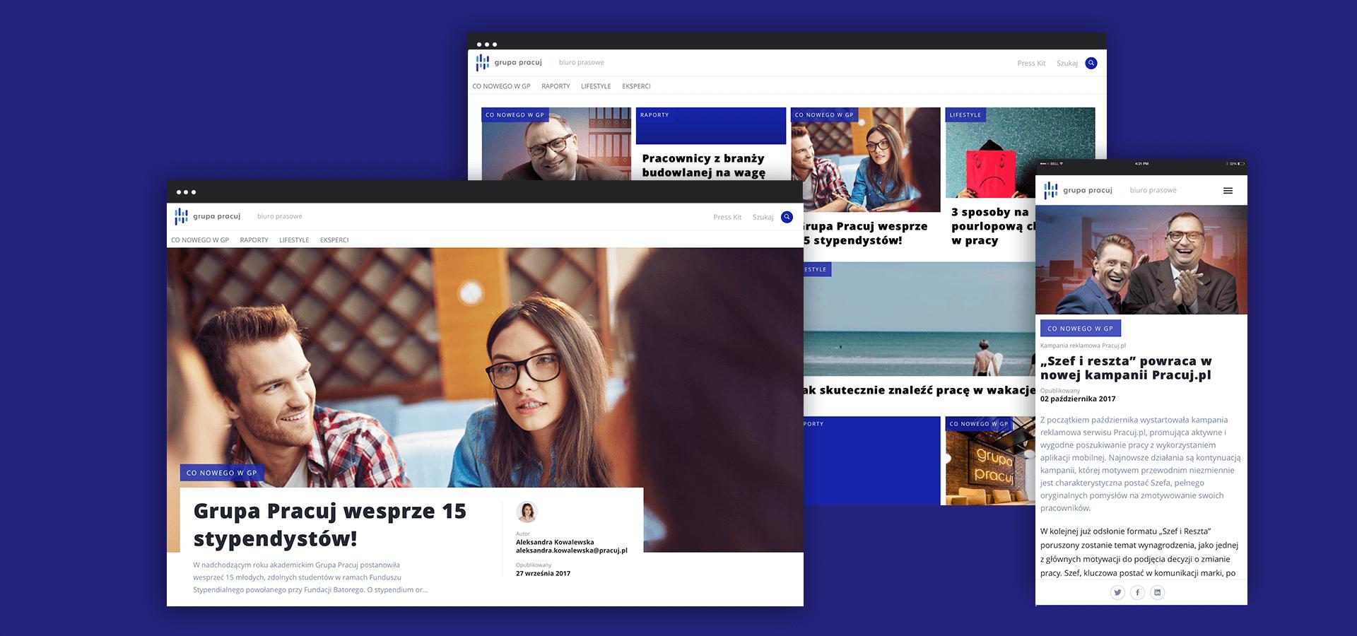 Jak zakomunikować start własnego Brand Journala na Prowly - case study Grupy Pracuj