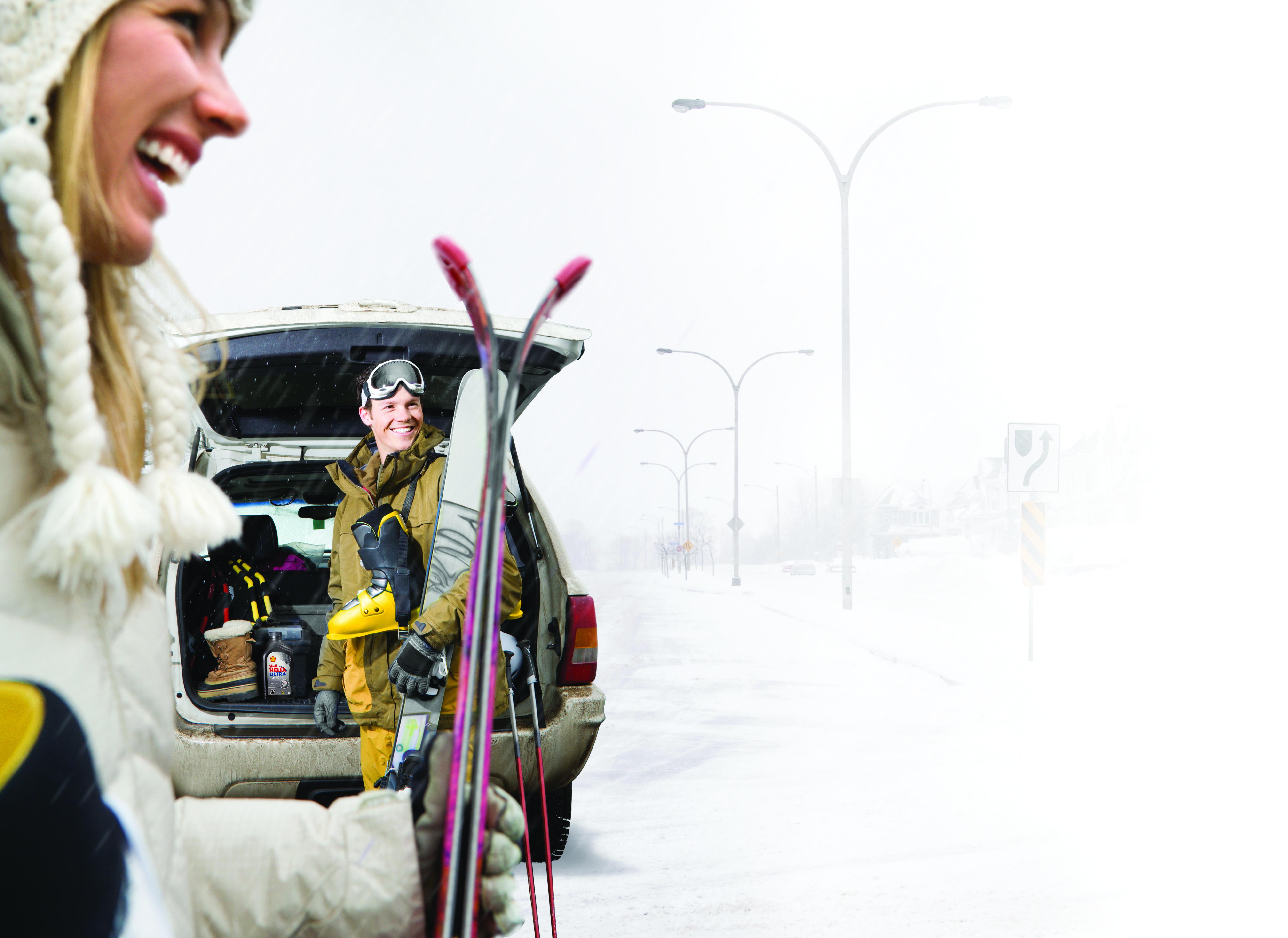 Samochodem na narty - przygotuj auto do wyjazdu