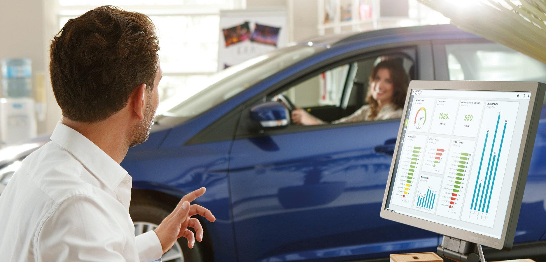 LeasePlan i TomTom Telematics ogłaszają partnerstwo na rzecz urzeczywistnienia idei 'connected car'