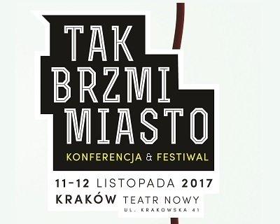 """ZPAV na festiwalu """"Tak brzmi miasto"""""""