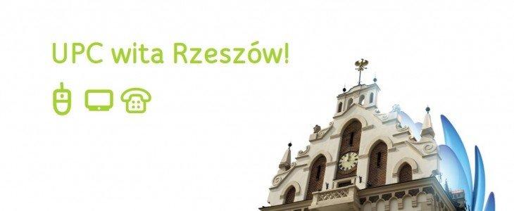 Nowy operator na mapie Rzeszowa. UPC Polska inwestuje w stolicy Podkarpacia
