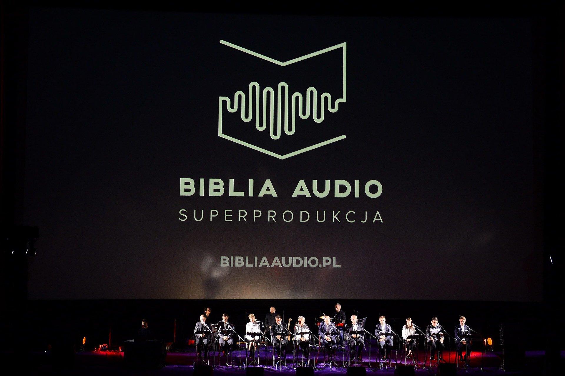Wyjątkowe słuchowisko na 10 480 głosów, a pośród nich nasi twórcy. Biblia Audio dołączyła do LifeTube!