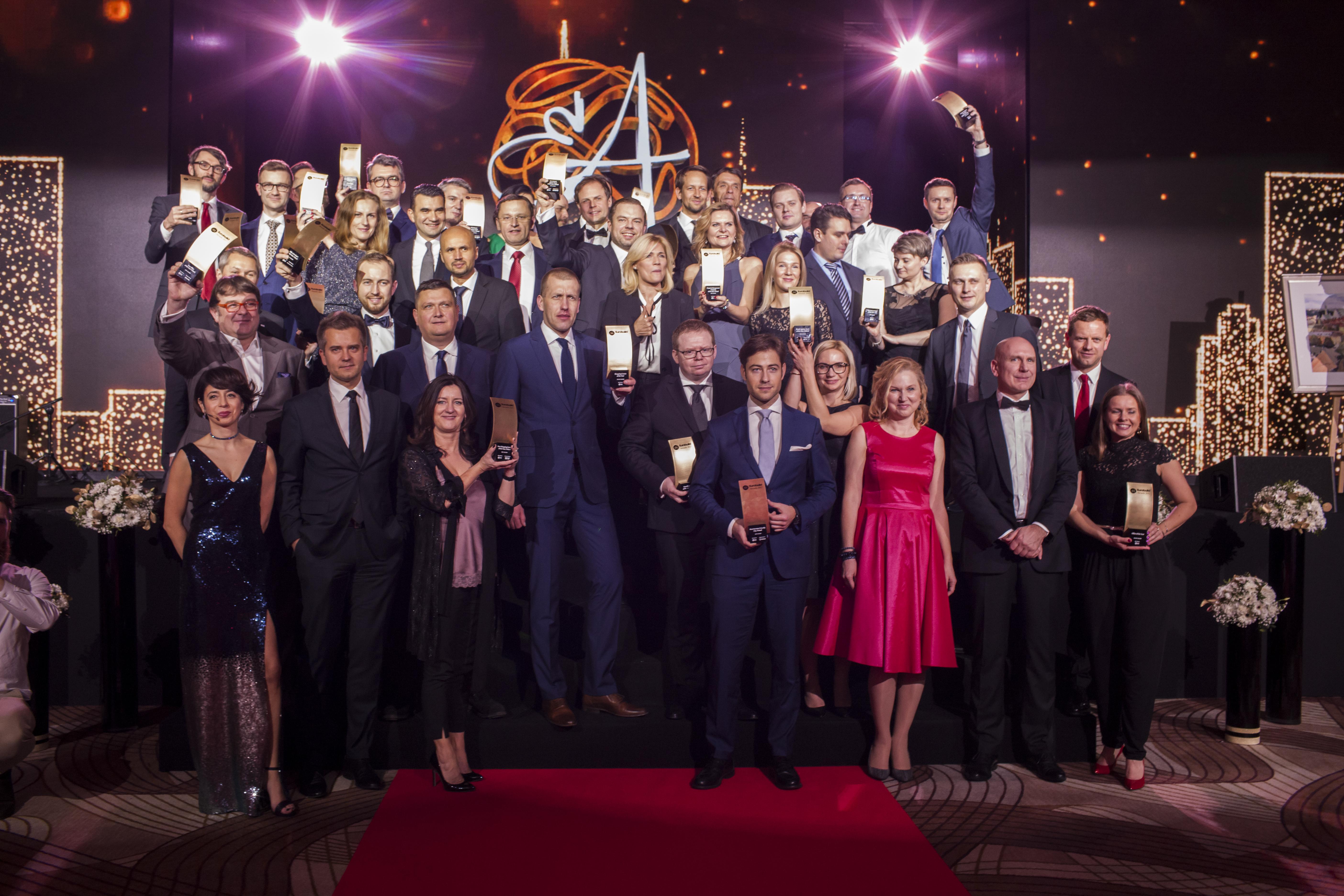 Adgar Park West z tytułem najlepszego biurowca w konkursie Eurobuild Awards