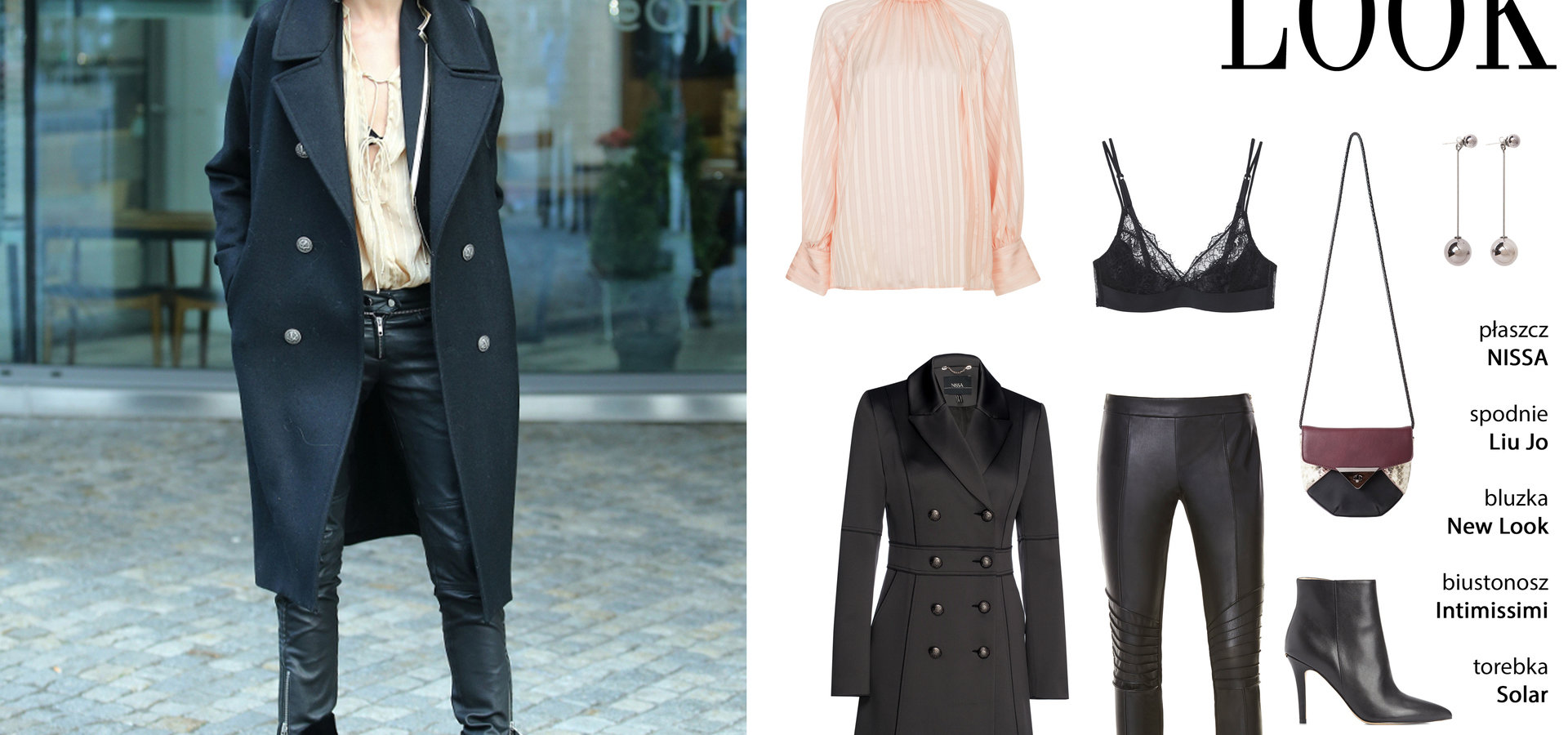 Get the Look – Anja Rubik