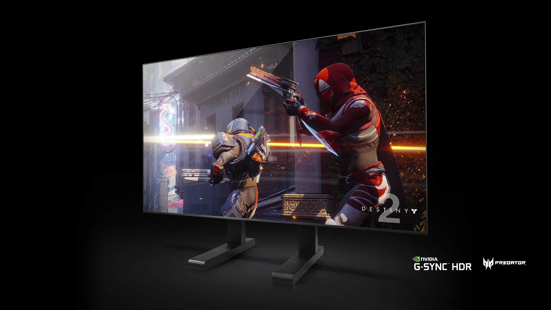 Acer przedstawia 65-calowy monitor Predator z ekranem BFGD i NVIDIA G-SYNC