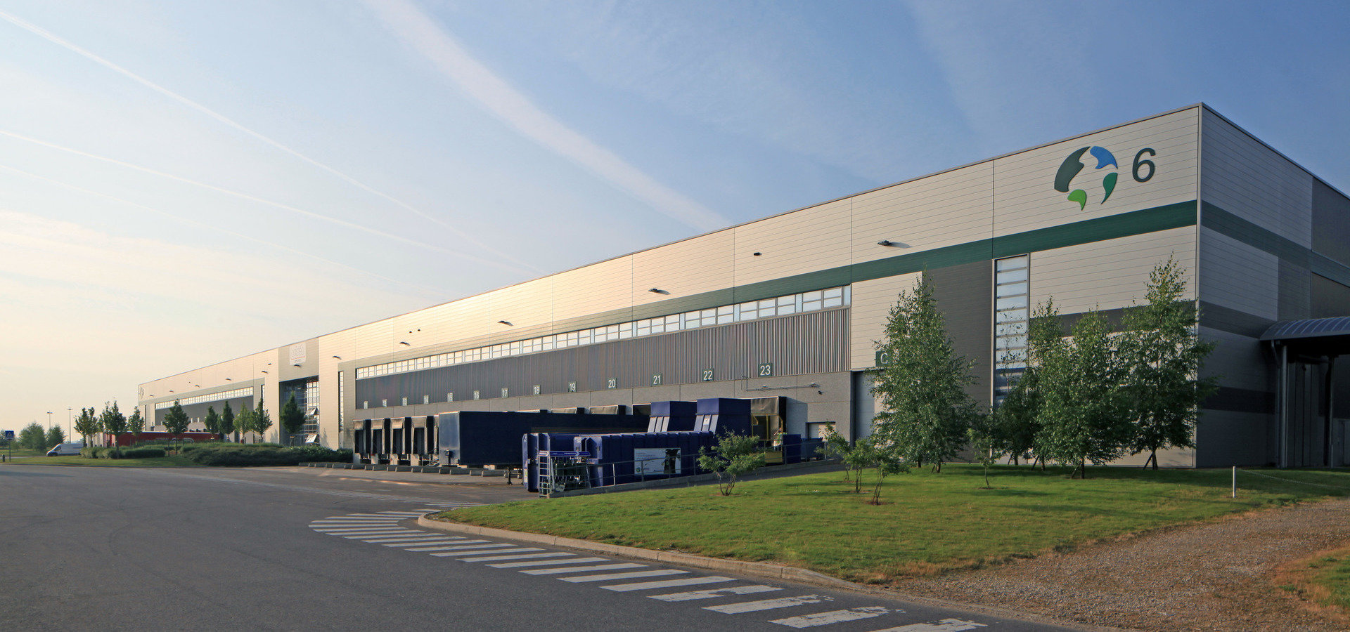 Prologis Announces Fourth Quarter and Full Year 2017 Activity in Europe
