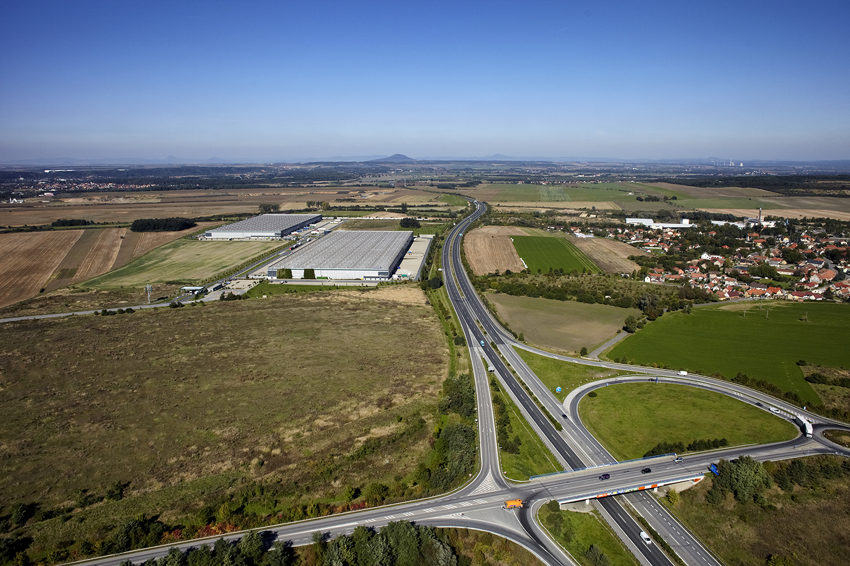 New Speculative Facility at Fully Occupied Prologis Park Prague-Uzice