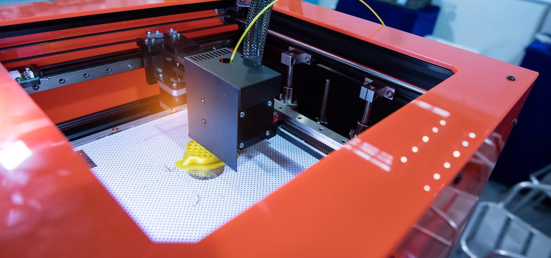 Drukarki 3D - najciekawsze przedmioty, które możemy dzięki nim wydrukować