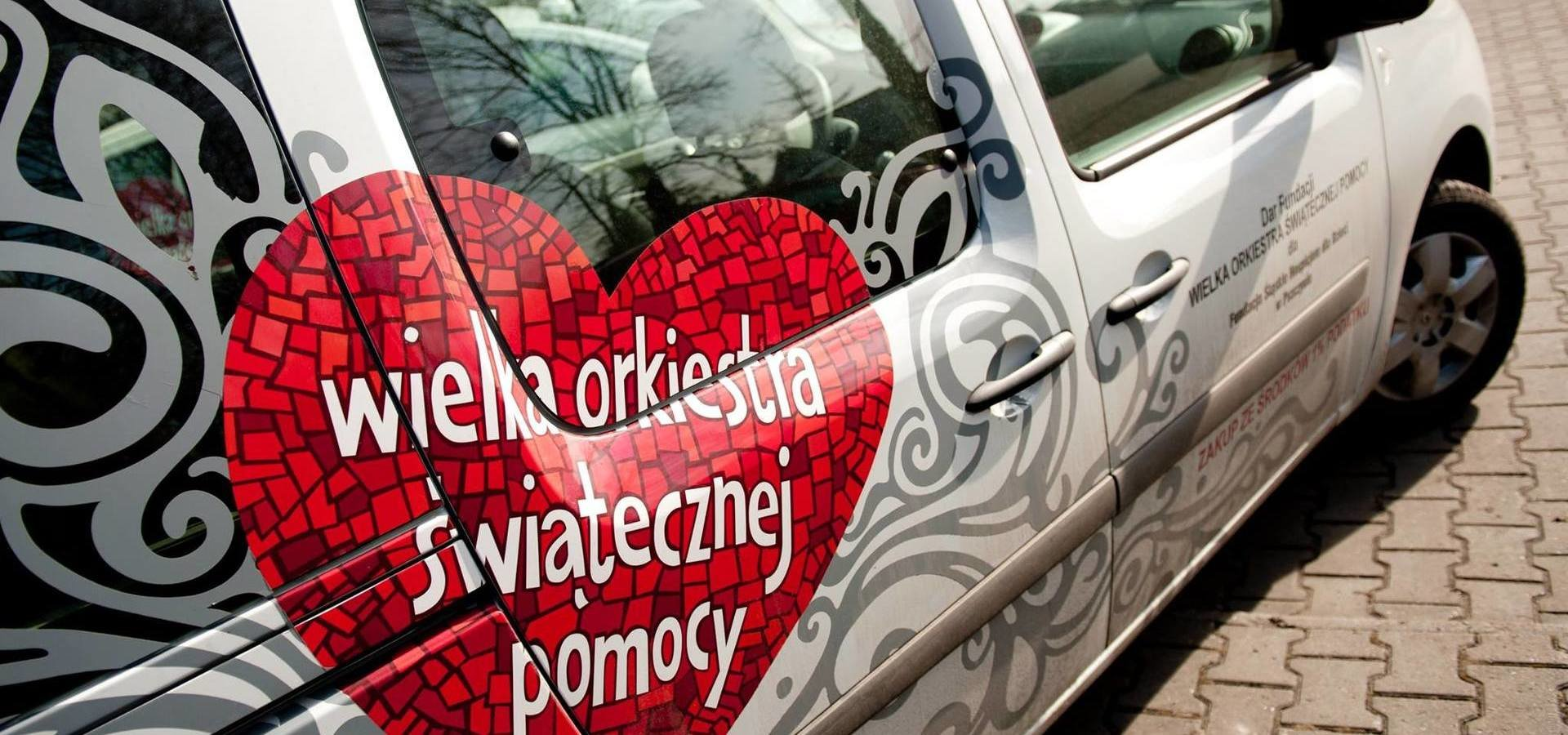 Przekaż 1% podatku i wesprzyj z WOŚP dziecięce oddziały psychiatryczne w całej Polsce!