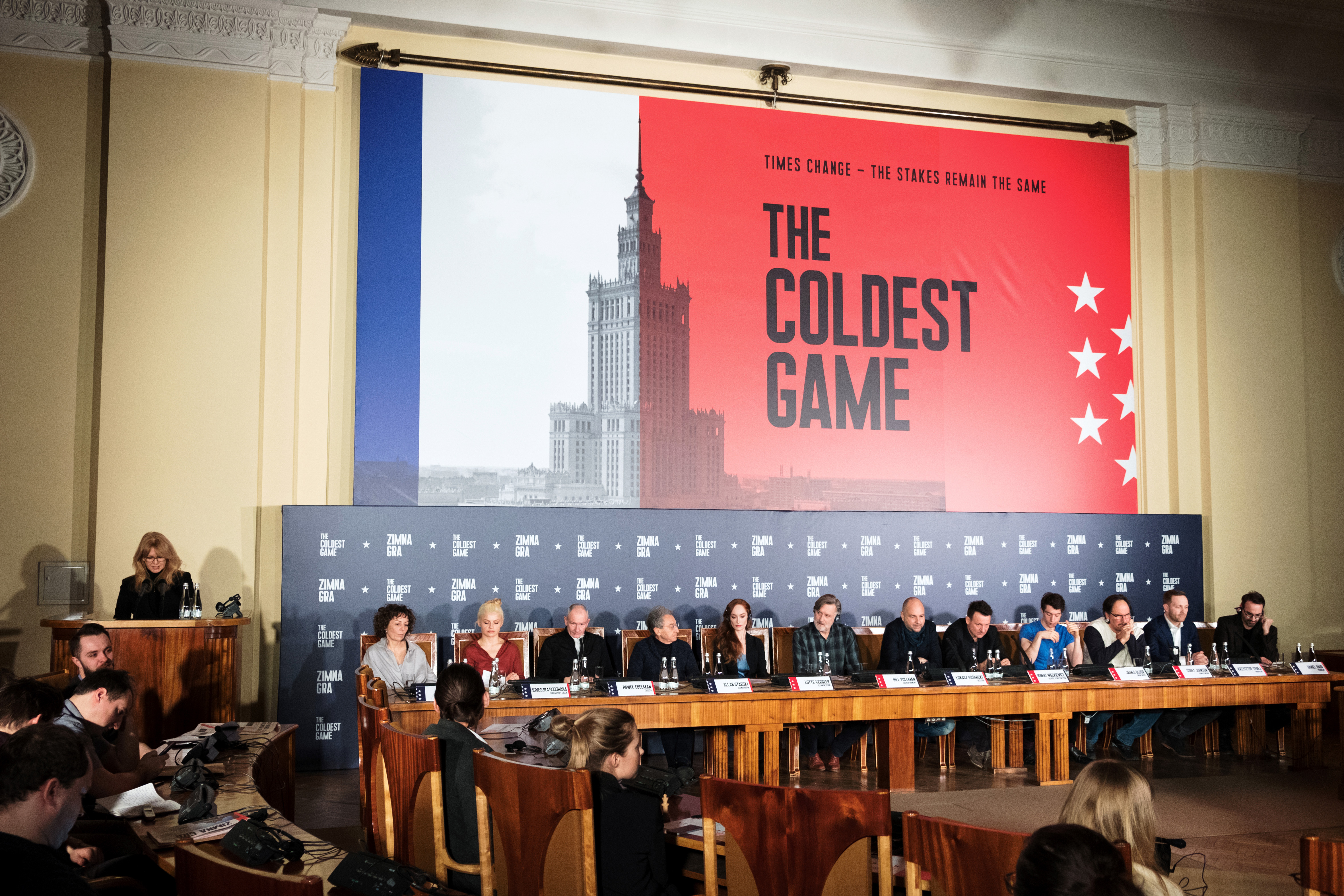 The Coldest Game – Watchout Studio's latest feature is halfway through shooting