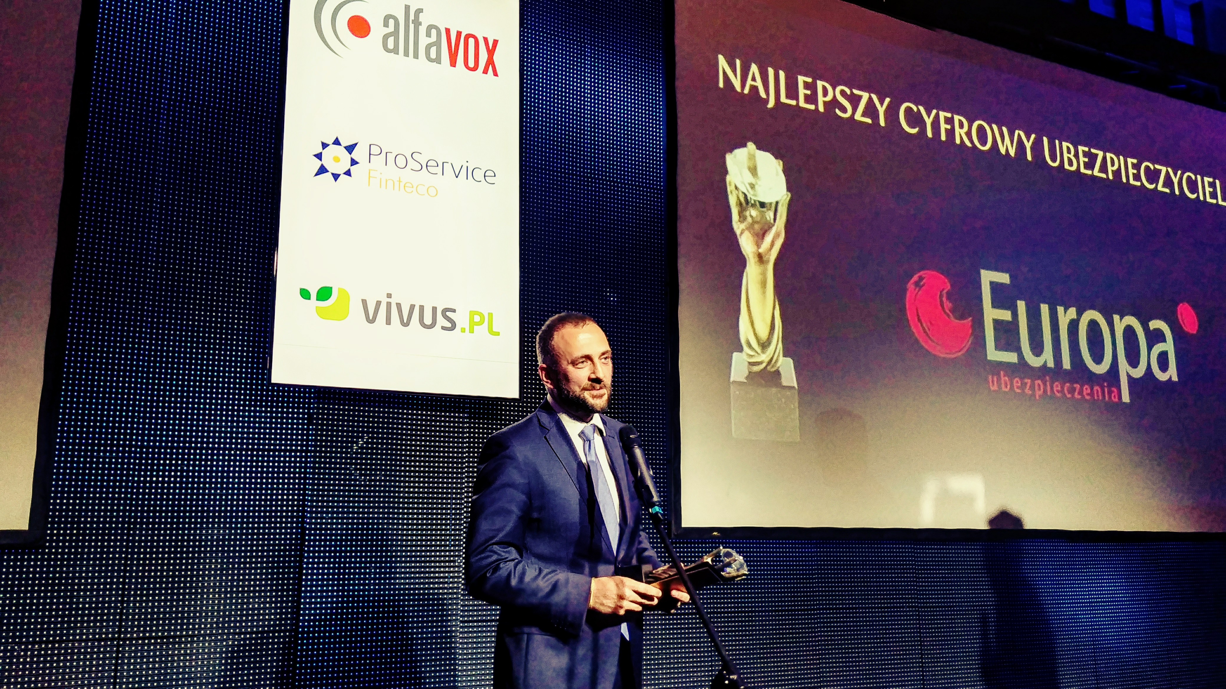 Grupa Europa nagrodzona za innowacyjność