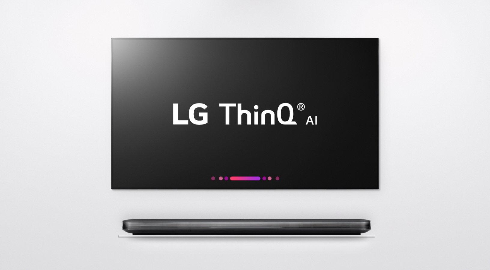 JAK DZIAŁA SZTUCZNA INTELIGENCJA W TELEWIZORACH  LG OLED TV ORAZ LG SUPER UHD TV?